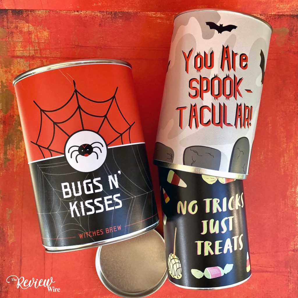 Can-O-Grams Gift Cans: Scaredy Cans