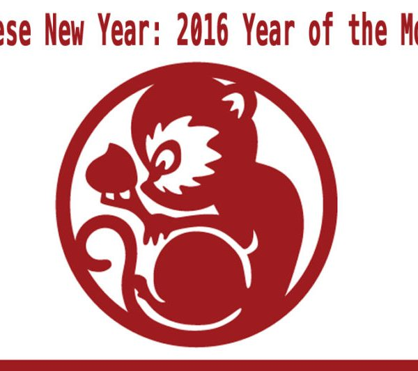 Chinese New Year 2016 Year of the Monkey plus Monkey Bread Recipe)