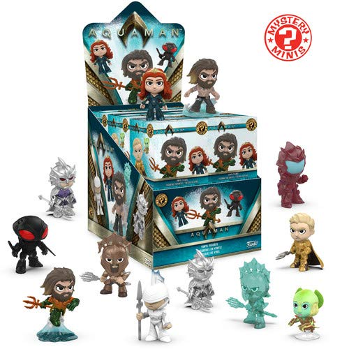 Funko Mystery Mini Aquaman Movie