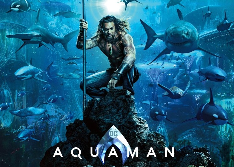 The Review Wire: Gifts for Aquaman Fans