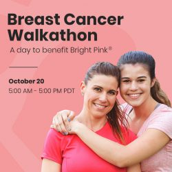 Gixo Walkathon for Bright Pink