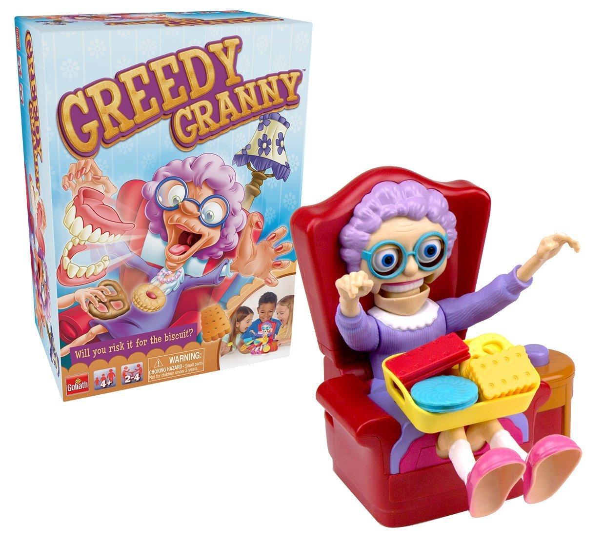 Greedy Granny Board Game
