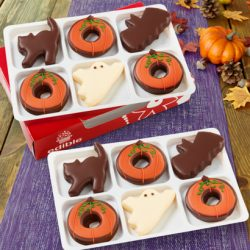 Halloween Indulgence Dipped Fruit Box