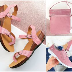 SAS Shoemakers Breast Cancer Awareness Products