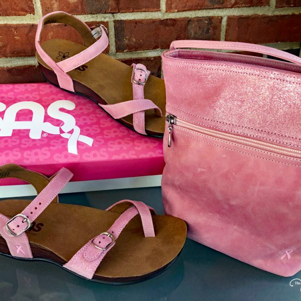 The Review Wire: SAS Shoes Breast Cancer Awareness Products