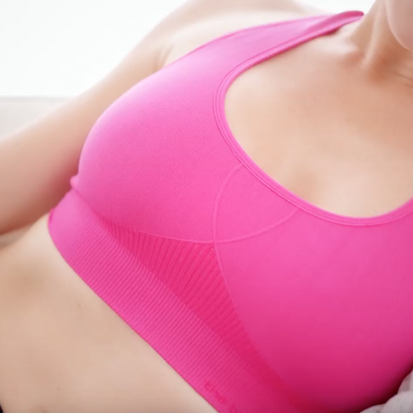 The Breast Whisperer Hot Pink Bra