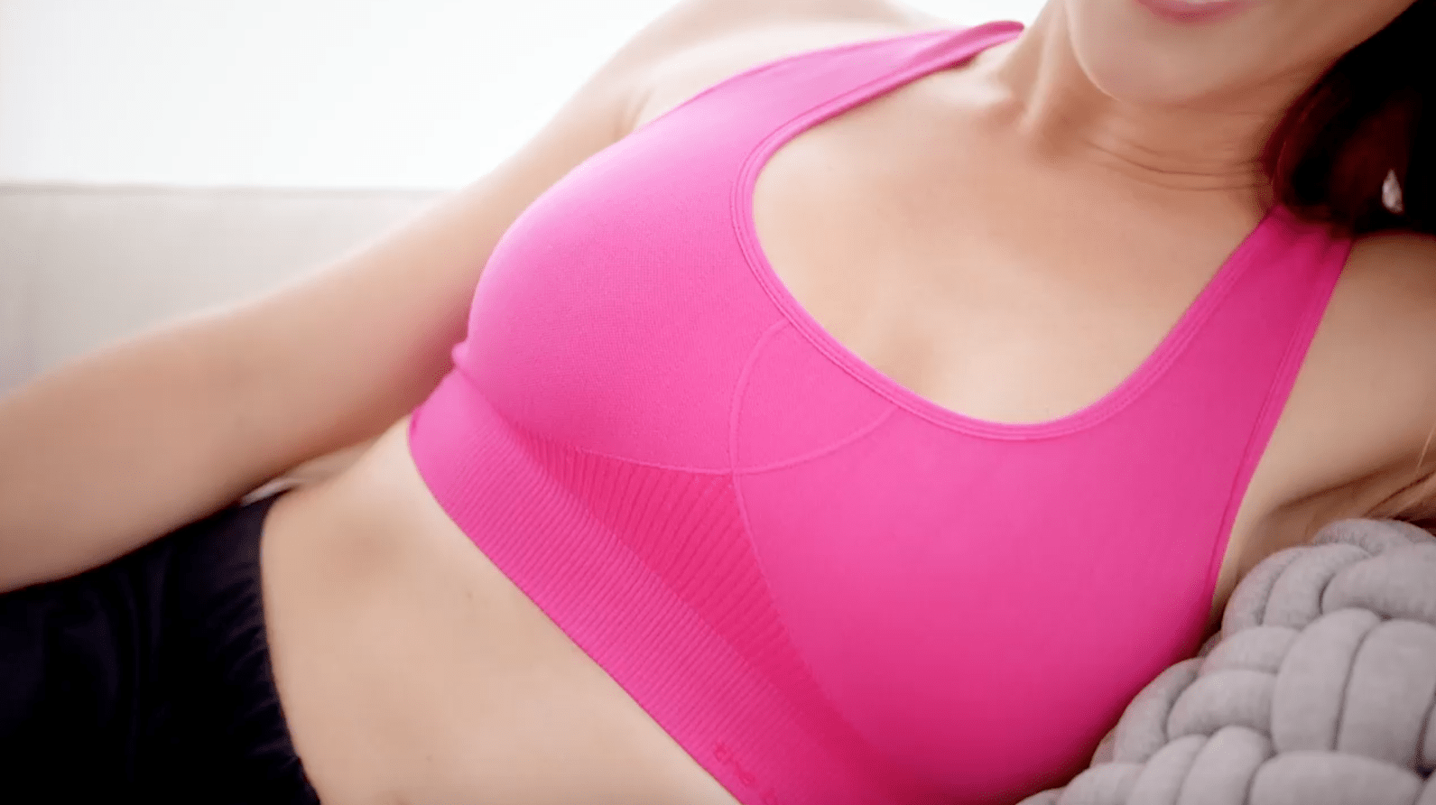 The Review Wire: The Breast Whisperer Hot Pink Bra