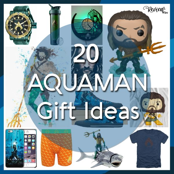 The Review Wire: 20 Aquaman Gift Ideas