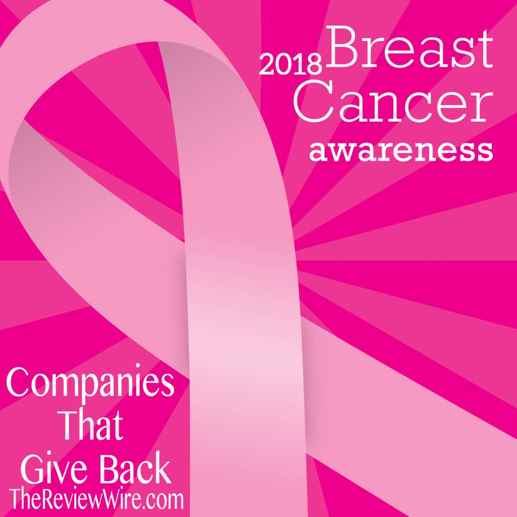 The Review Wire Breast Cancer Awareness Guide 2018