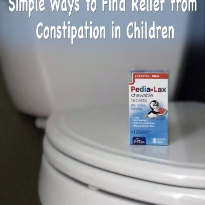 Simple Ways to Find Relief from Constipation in Children