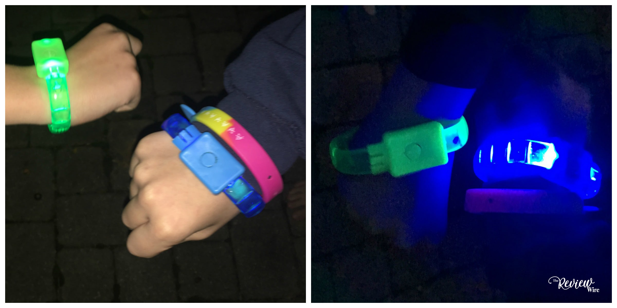 The Review Wire: Starlux Games Glow Battle Wristbands