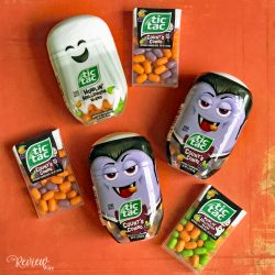 Tic Tac Limited Edition Halloween Blends