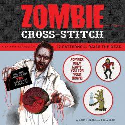 Zombie Cross-stitch