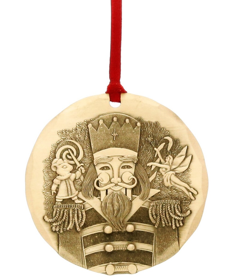 2018 Annual Christmas Ornament - The Nutcracker