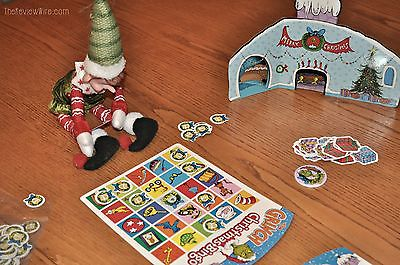 The Review Wire: 30 Elf on the Shelf Ideas - Playing a Game