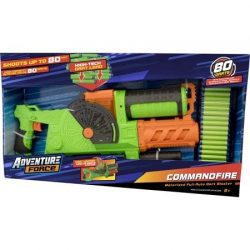 The Review Wire Gift Guide: Adventure Force Commandfire Motorized Full-Auto Dart Hopper