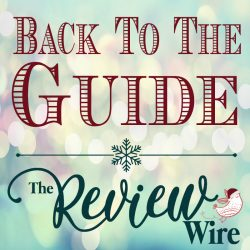 The Review Wire Holiday Gift Guide: Back to the Guide