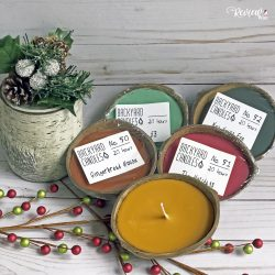 The Review Wire Gift Guide: Backyard Candles
