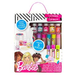 The Review Wire Holiday Guide 2018: Barbie Make Your Own Layered Lip Balm Kit