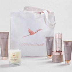 Copper & Crane Spa Collection Gift Set