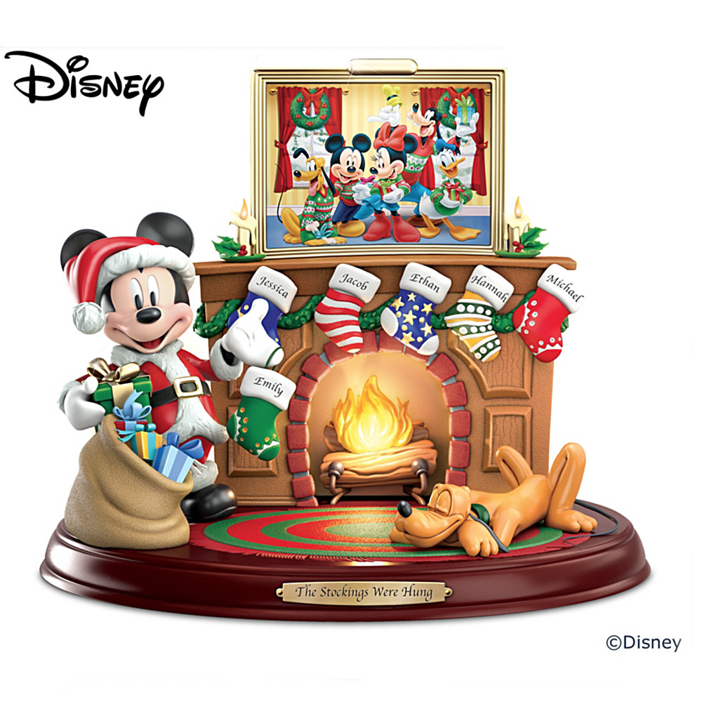 The Review Wire: The Bradford Exchange Personalized Gifts: Disney Personalized Sculpture With Names, Light And Music