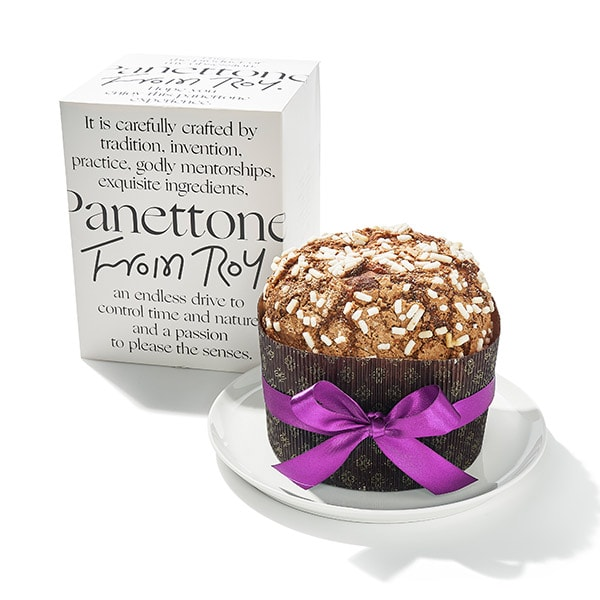 From Roy Panettone
