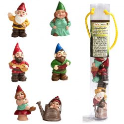The Review Wire Holiday Guide: Gnome Family Designer TOOB