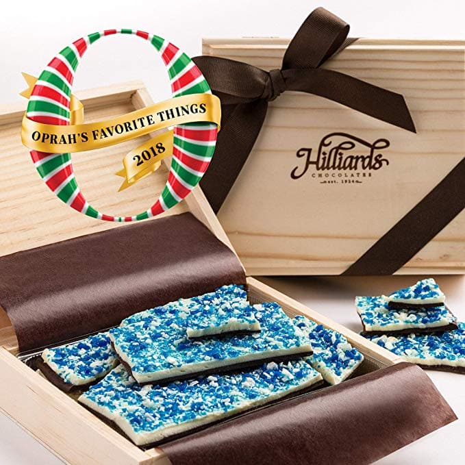Hilliards Hanukkah Peppermint Bark