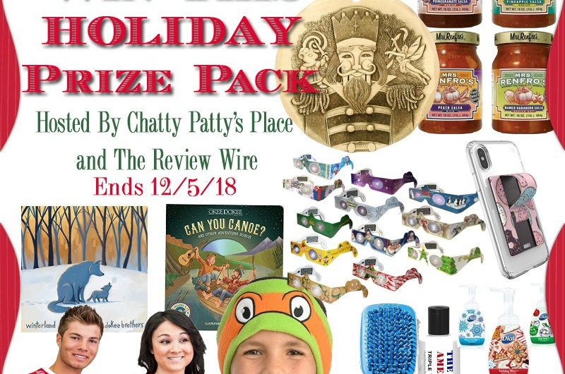 The Review Wire: Huge Holiday Prize Pack 2018. Ends 12/5/18