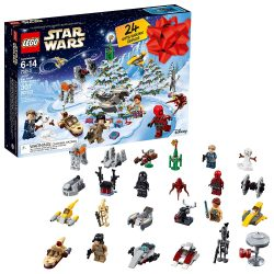 The Review Wire Holiday Guide 2018: LEGO Star Wars Advent Calendar 2018