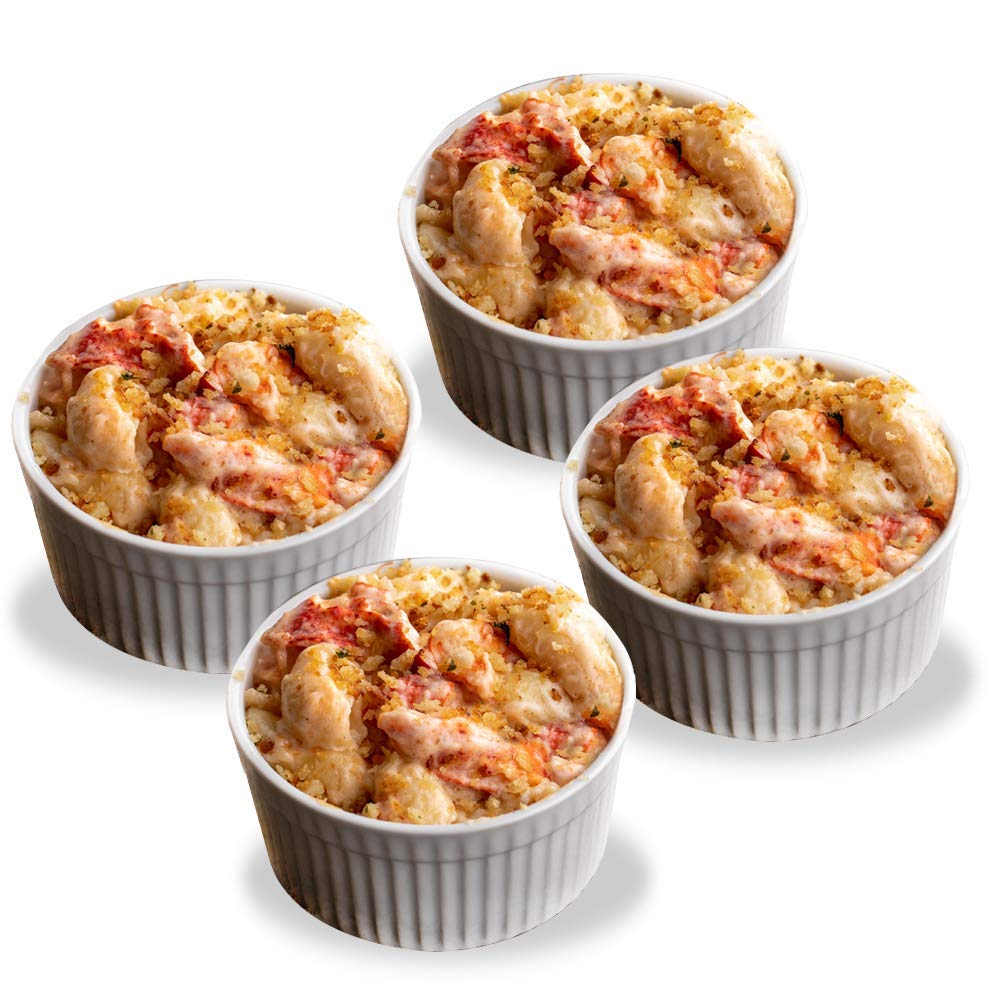 Lobster Truffle Mac & Cheese (4-8oz) Ramekin