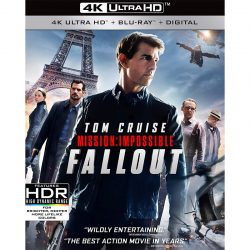 The Review Wire Holiday Guide: Mission Impossible Fallout