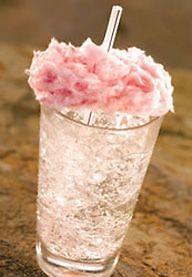 New Year's Eve Kid Friendly Drinks - Pink Fizz