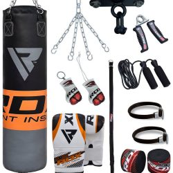 The Review Wire: Holiday Guide: RDX 12O 13pc Punching Bag Set