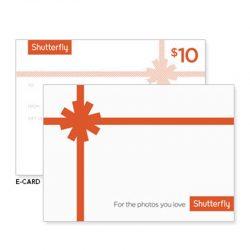Shutterfly Gift Card