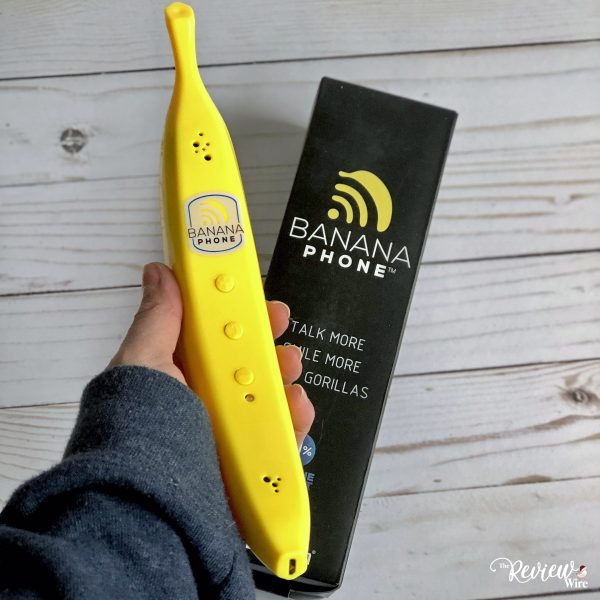 The Review Wire Holiday Guide - Banana Phone