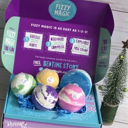 The Review Wire Holiday Guide - Fizzy Magic Tub Club