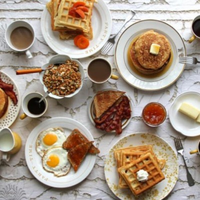 New Years Day Brunch Recipe Ideas
