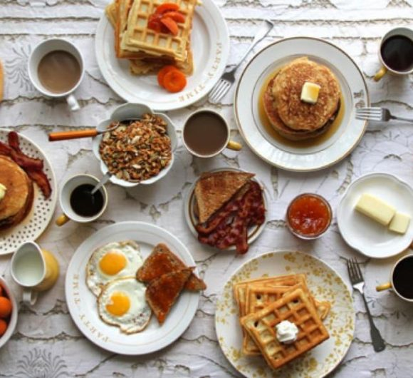 The Review Wire: New Years Day BRUNCH Ideas