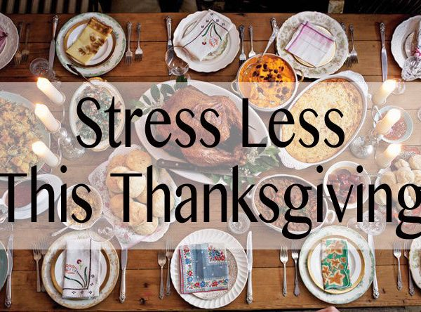 The Review Wire: Stress Less This Thanksgiving