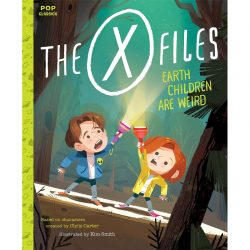 The Review Wire Holiday Guide: The X-Files- Earth Children Are Weird Picture Book