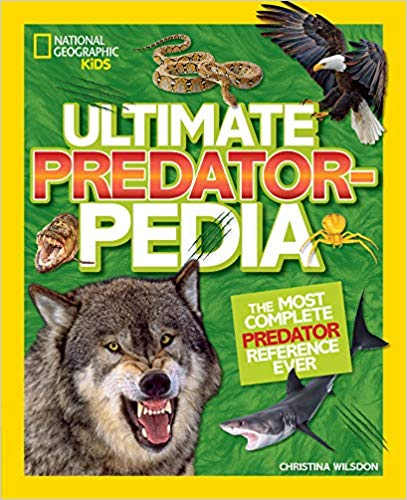 Ultimate Predatorpedia The Most Complete Predator Reference Ever