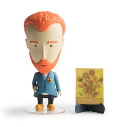 The Review Wire Holiday Gift Guide: Vincent van Gogh Figure