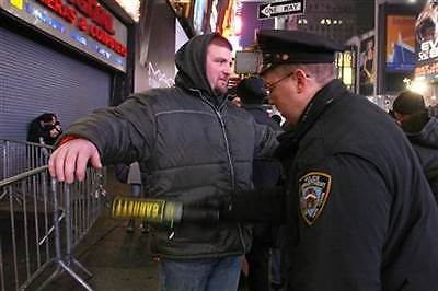 What to Expect If You Want to Ring in the New Year in NYC - Security
