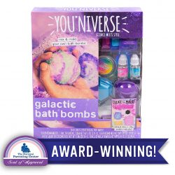 The Review Wire Holiday Gift Guide: Youniverse Galactic Bath Bomb