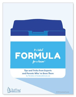Free E-Book on Formula Feeding