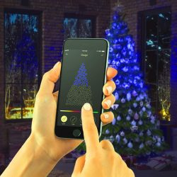 The Review Wire: Holiday Guide: LED Twinkly Wifi Light Set
