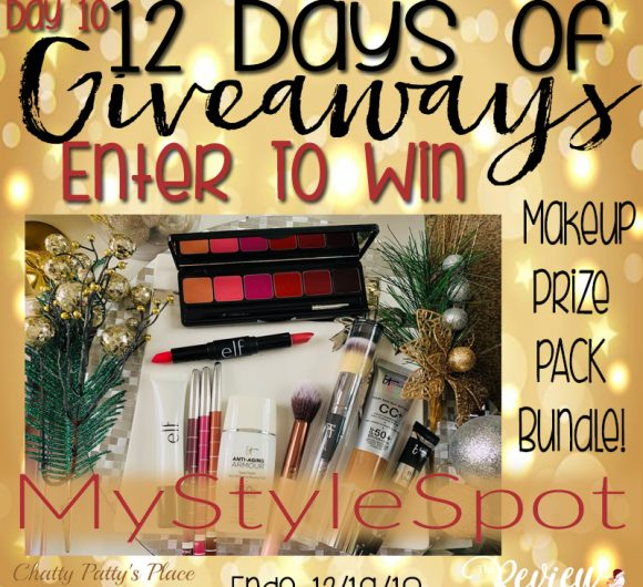 The Review Wire: Makeup Prize Pack Giveaway. Ends 12.19.18
