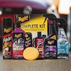 The Review Wire Holiday Guide: Meguiar's Complete Car Care Gift Kit