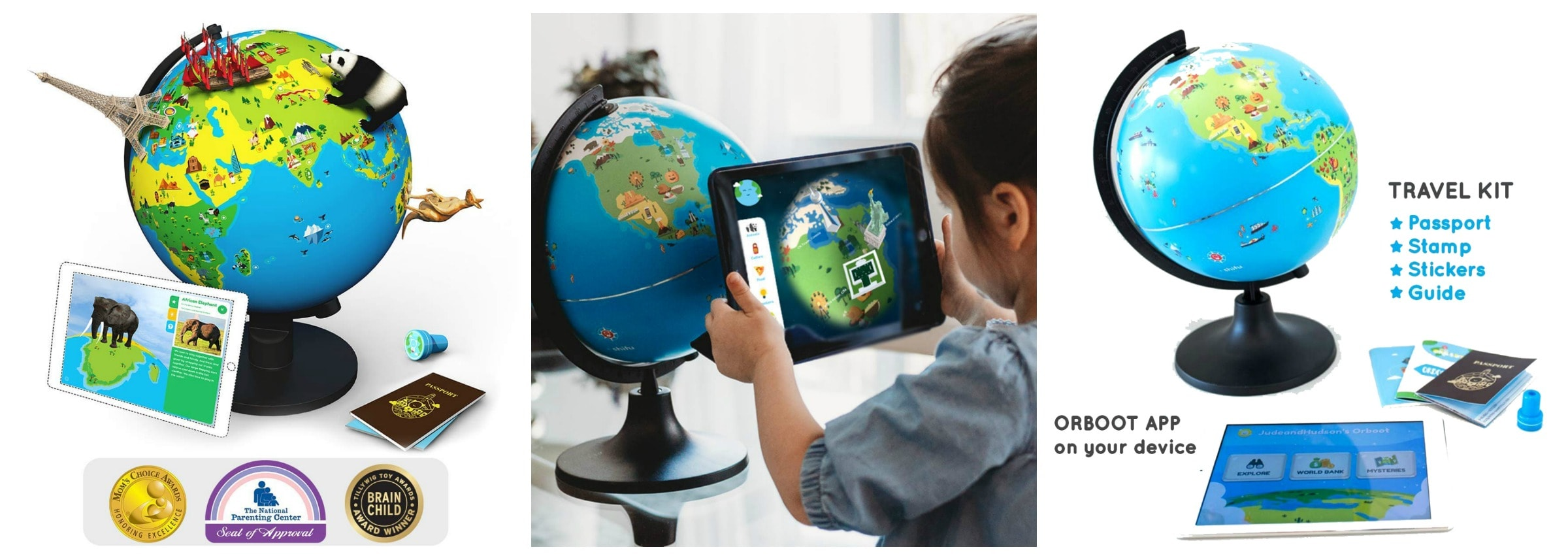 The Review Wire: Shifu Orboot Augmented Reality Globe